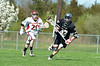 BRHS Frosh LAX vs. Hillsborough (4-17-13) :