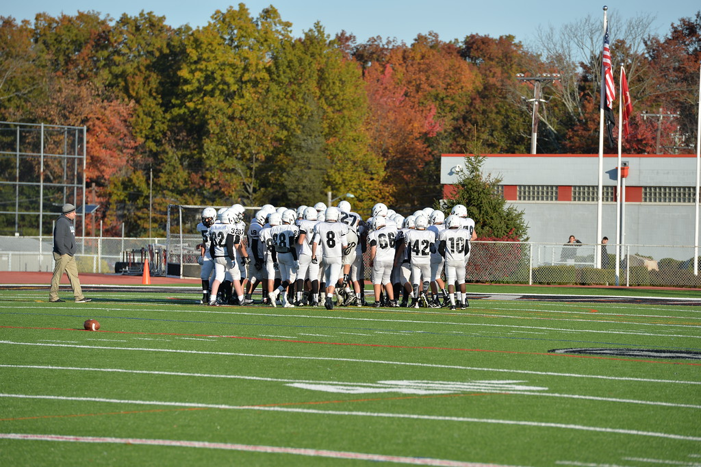 BRHS Freshman 2015 vs. North Hunterdon (10-31-15)