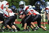 Jr. Pee Wee vs. Del Val (9-13-09) : Jr. Pee Wee vs. Del Val (9-13-09)