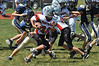 Jr. Pee Wee vs. Del Val (8-29-10) :