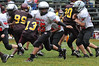 Pee Wee vs. Washington Rock (9-13-10) :
